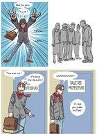 La vie rêvée des profs : Chapitre 2 page 3