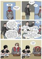 La vie rêvée des profs : Chapitre 2 page 11