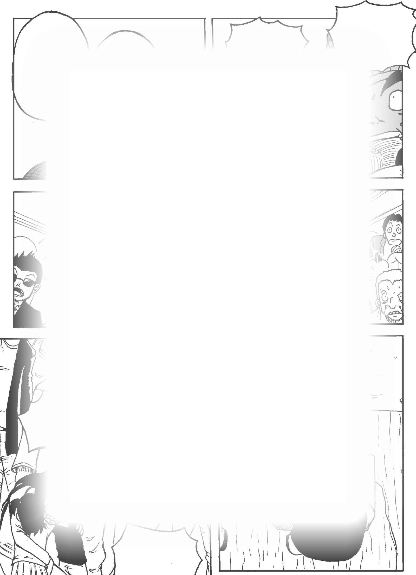 Food Attack : Capítulo 8 página 20
