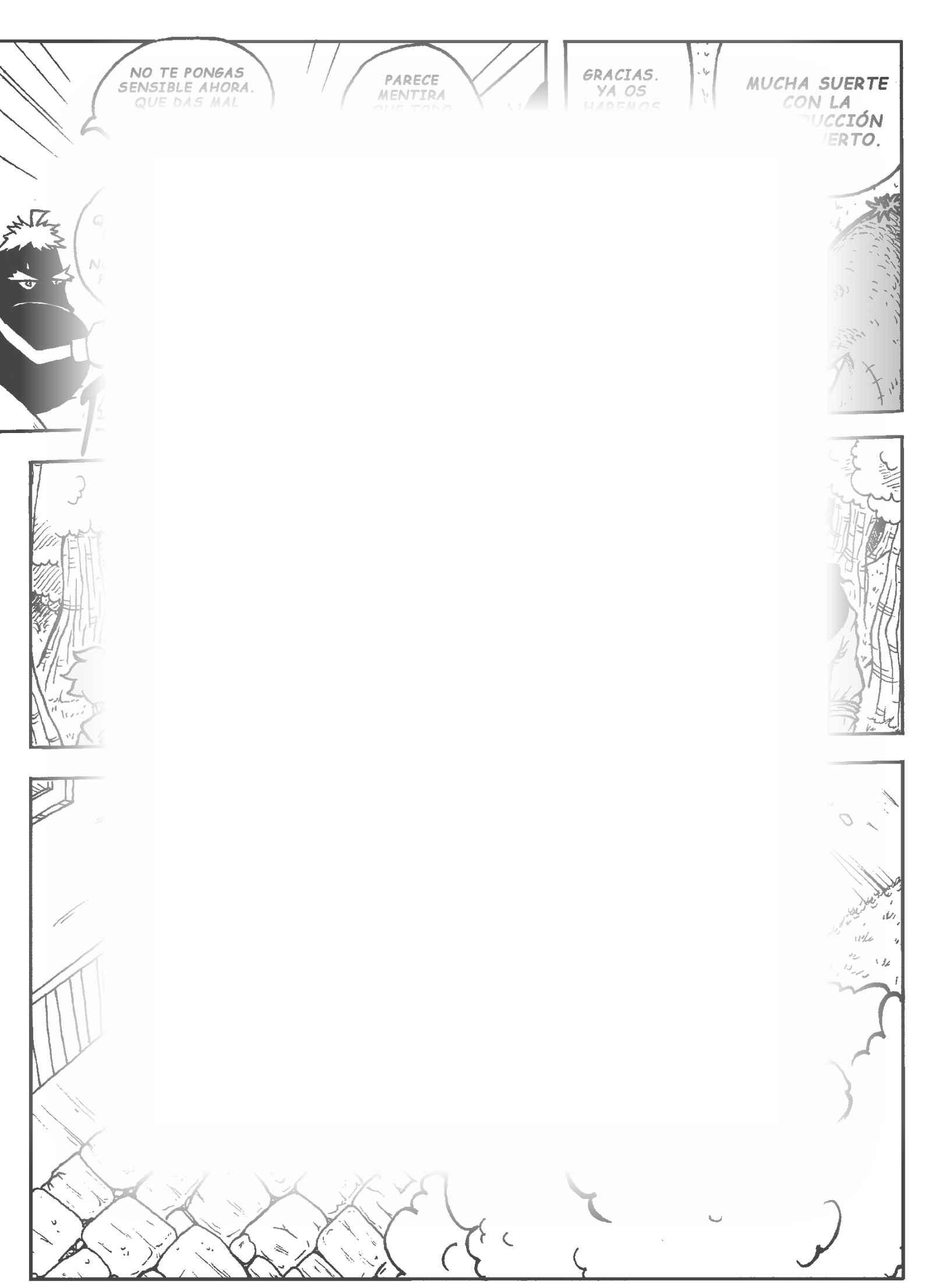 Food Attack : チャプター 8 ページ 3