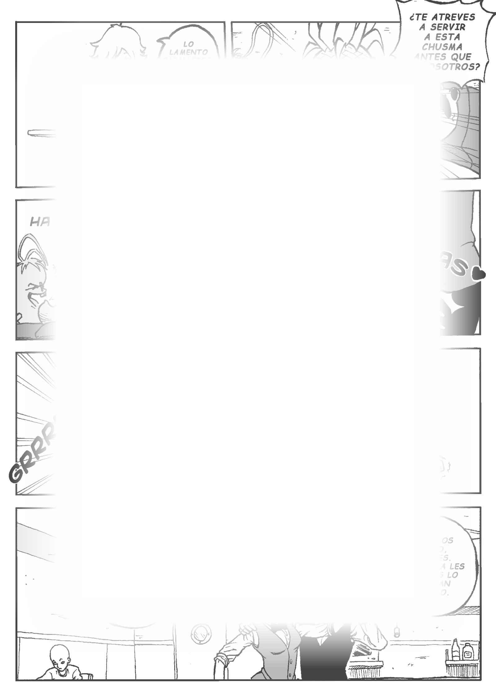 Food Attack : チャプター 8 ページ 11