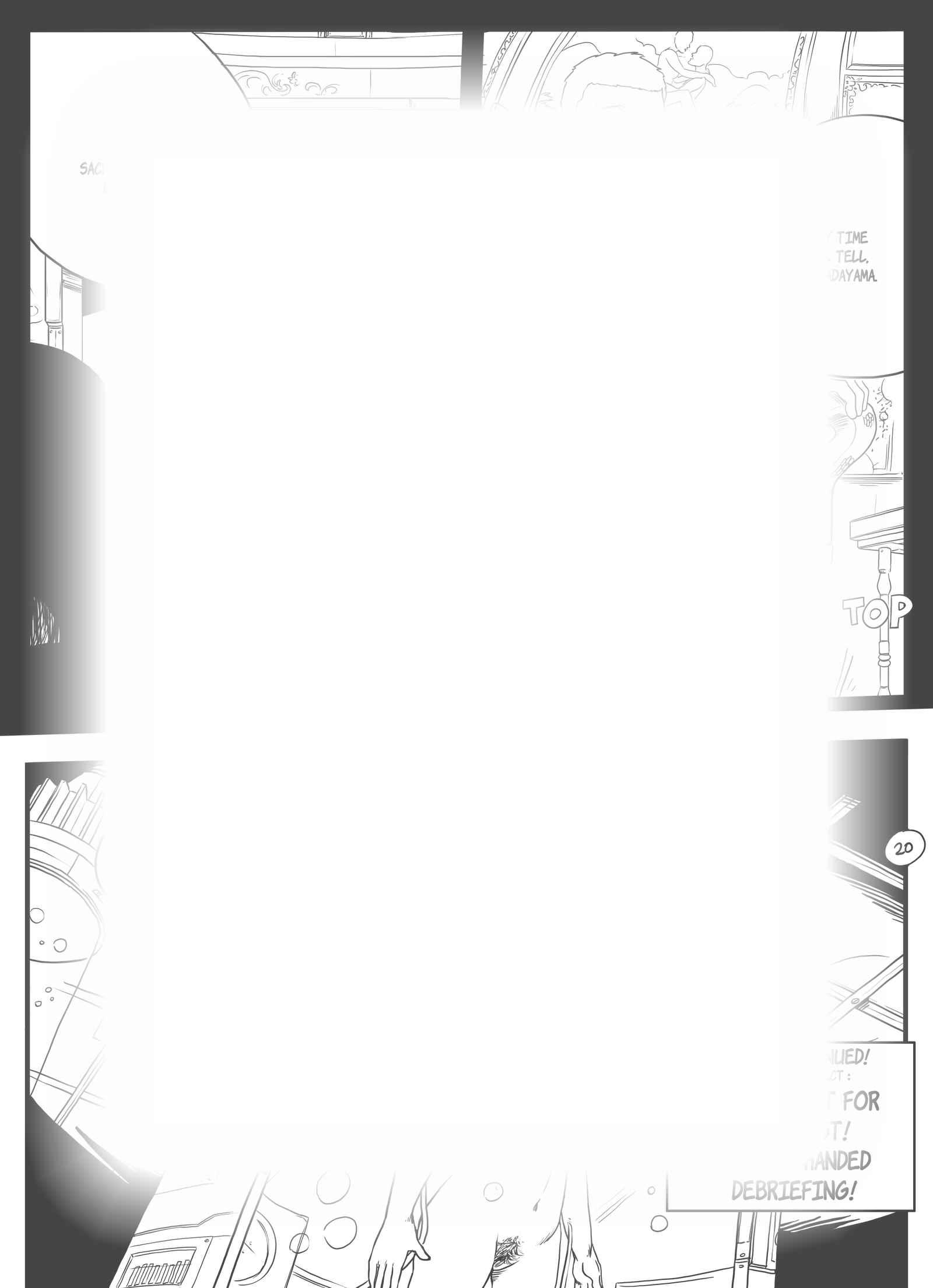 Imperfect : Capítulo 7 página 22