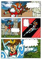Saint Seiya Ultimate : Capítulo 7 página 12