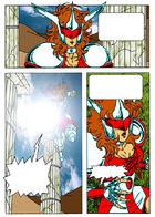 Saint Seiya Ultimate : Capítulo 7 página 21