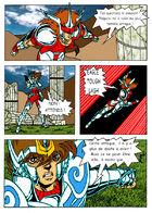Saint Seiya Ultimate : Chapitre 7 page 12