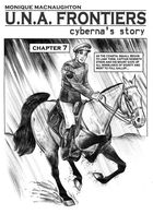 U.N.A. Frontiers : Chapitre 7 page 1