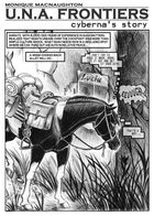 U.N.A. Frontiers : Chapitre 8 page 1