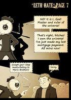 Leth Hate : Capítulo 8 página 8