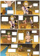 Pussy Quest : Capítulo 3 página 12