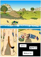 Pussy Quest : Capítulo 3 página 1