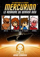 Starship Mercurion : Chapitre 1 page 1