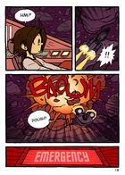 Starship Mercurion : Chapitre 1 page 14