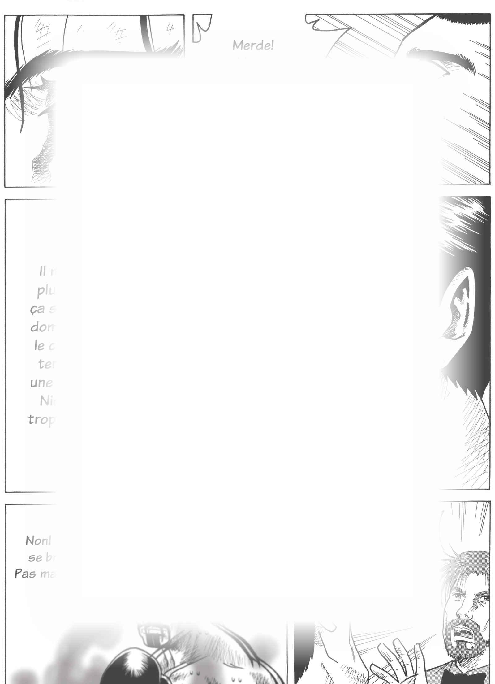 Dark Eagle : Chapitre 7 page 13