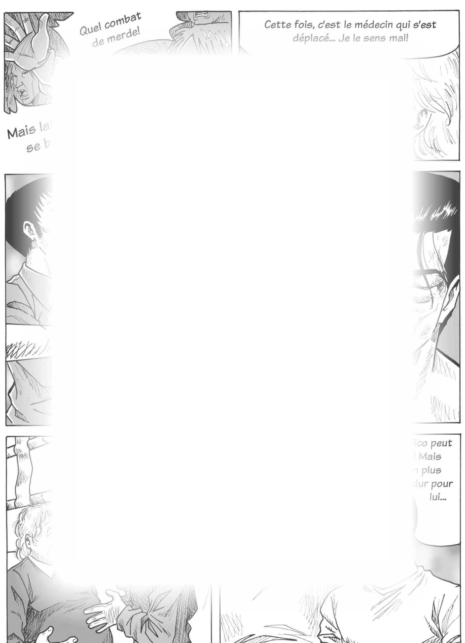 Dark Eagle : Chapitre 7 page 14
