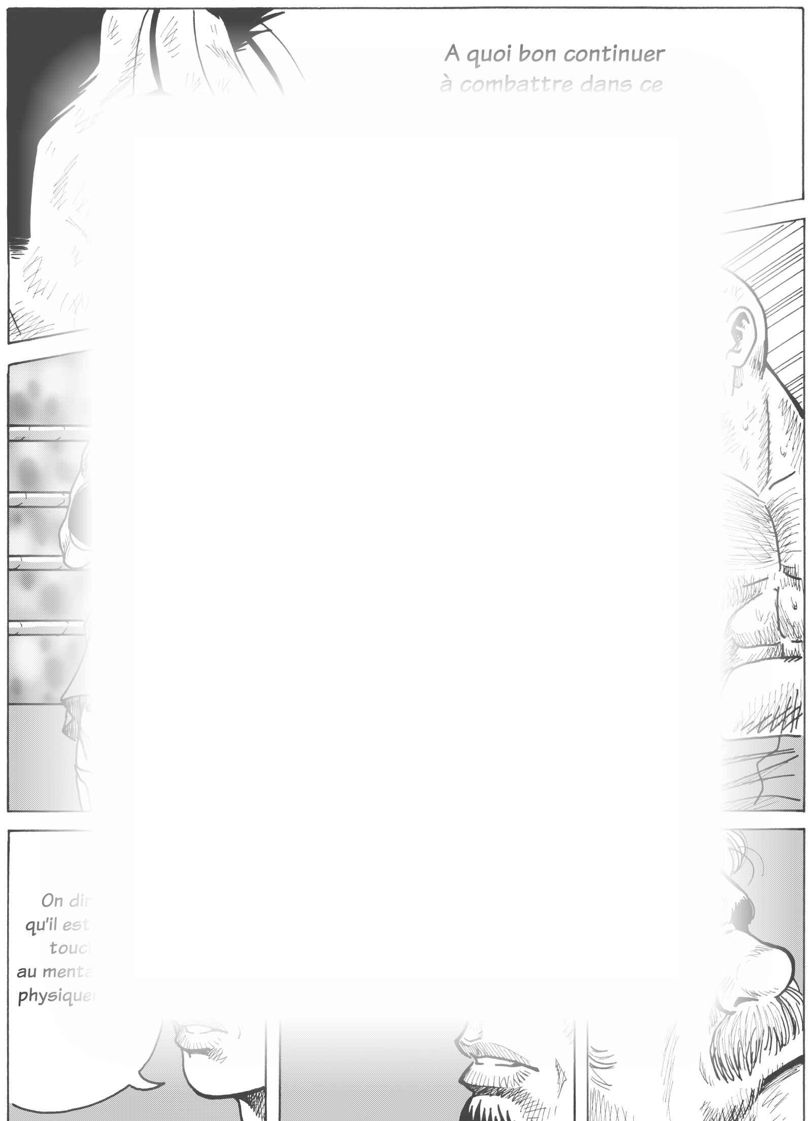 Dark Eagle : Chapitre 7 page 15