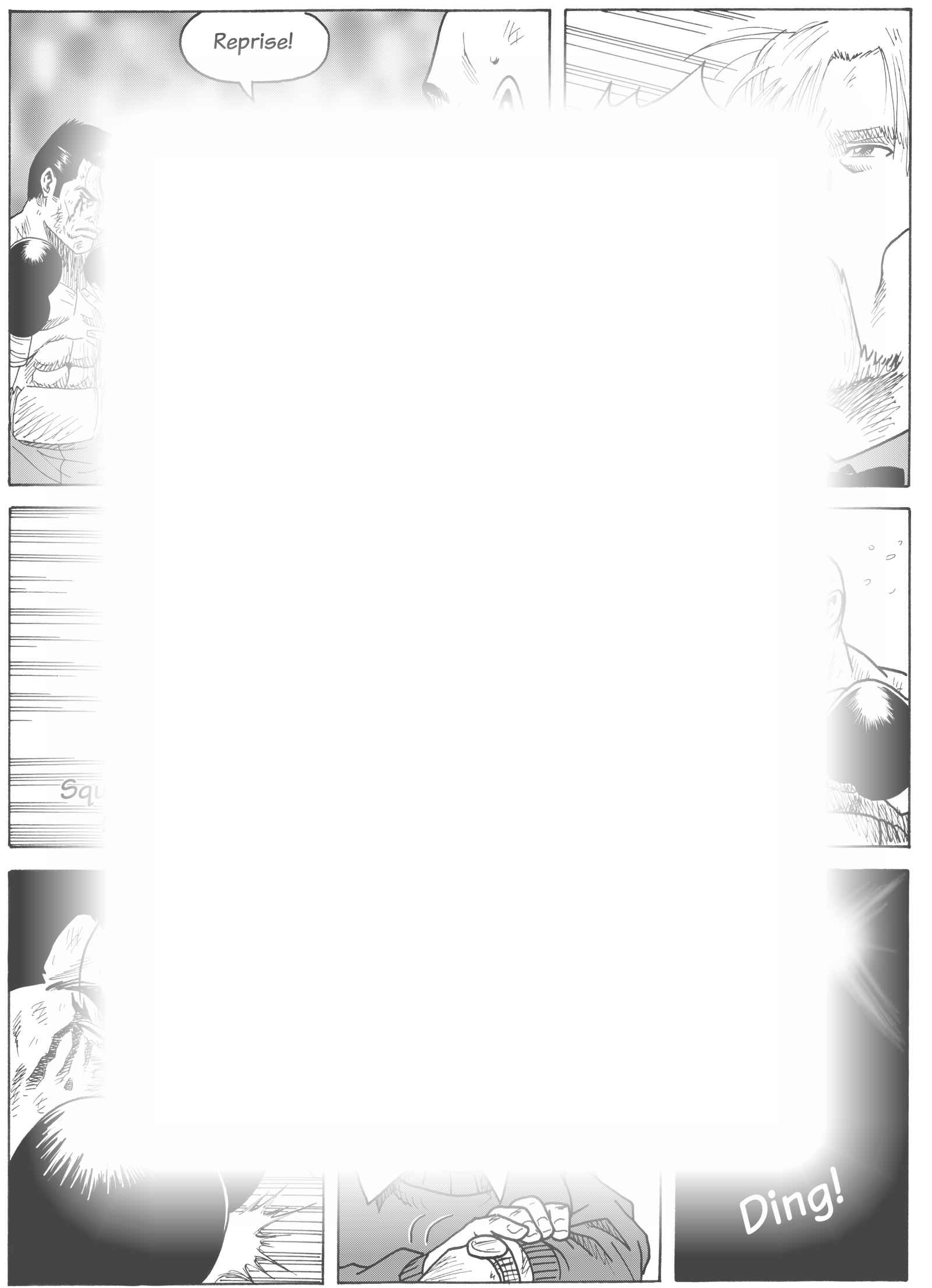 Dark Eagle : Chapitre 7 page 6