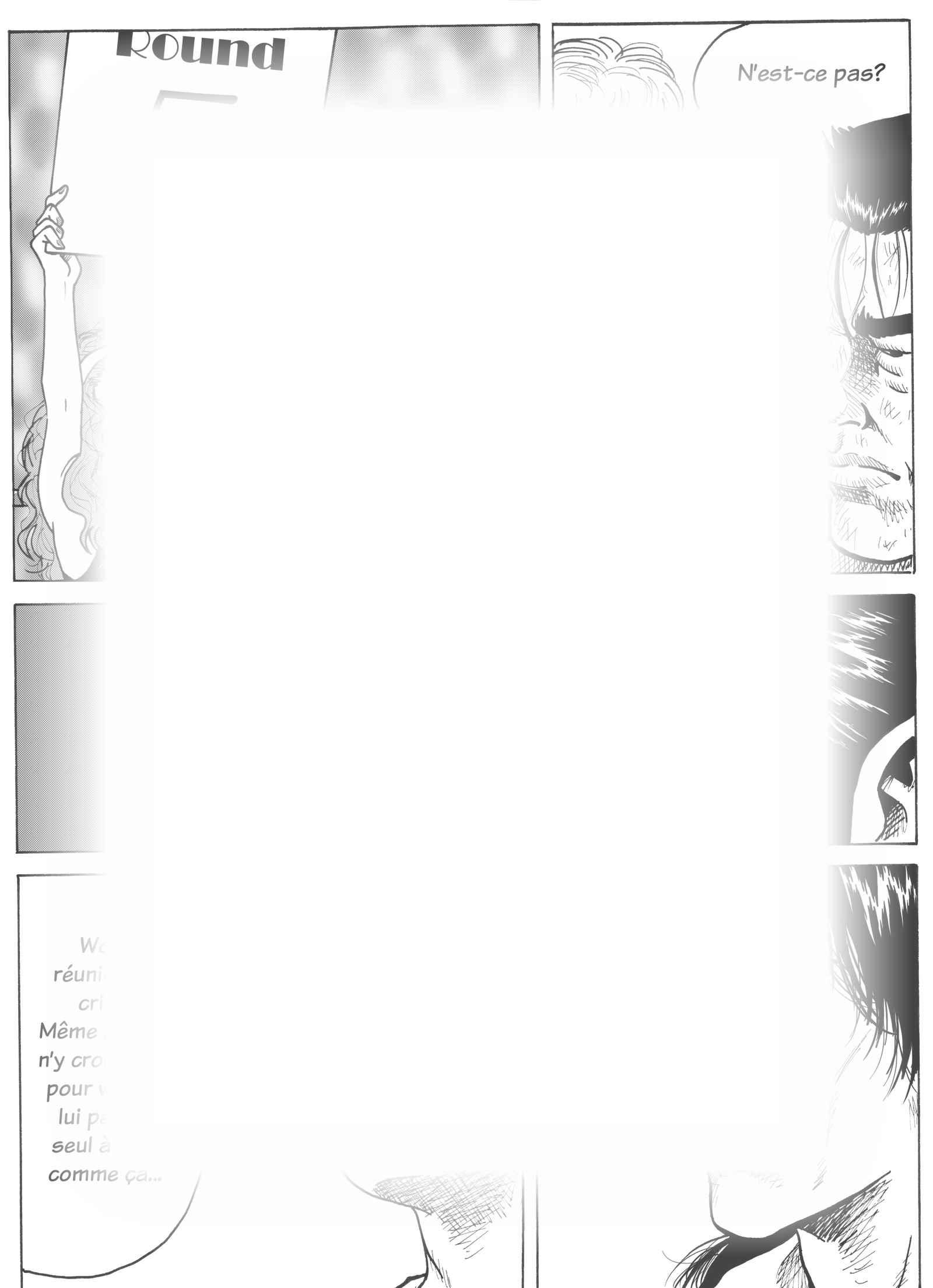 Dark Eagle : Chapitre 7 page 8