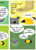 Bertrand le petit singe : Chapter 1 page 3