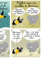 Bertrand le petit singe : Chapter 1 page 4
