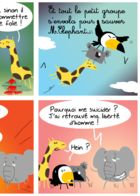 Bertrand le petit singe : Chapter 1 page 10