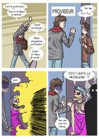 La vie rêvée des profs : Chapitre 3 page 12