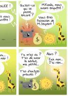Bertrand le petit singe : Chapitre 2 page 3