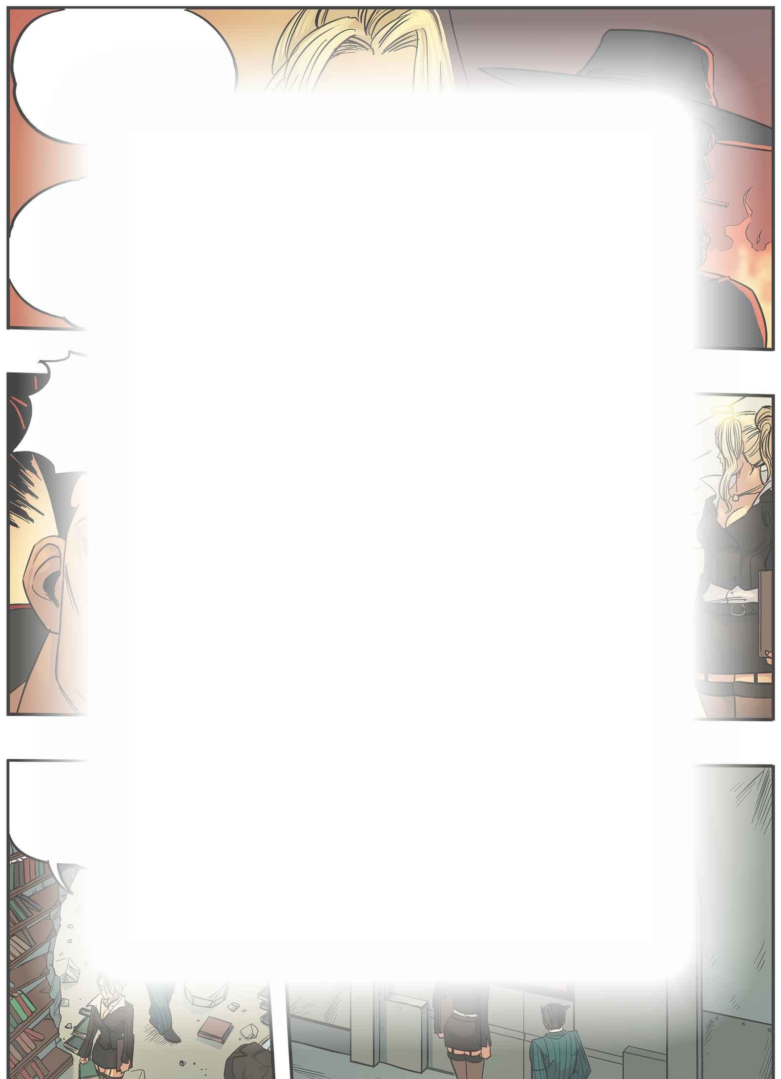 Amilova : Capítulo 7 página 18