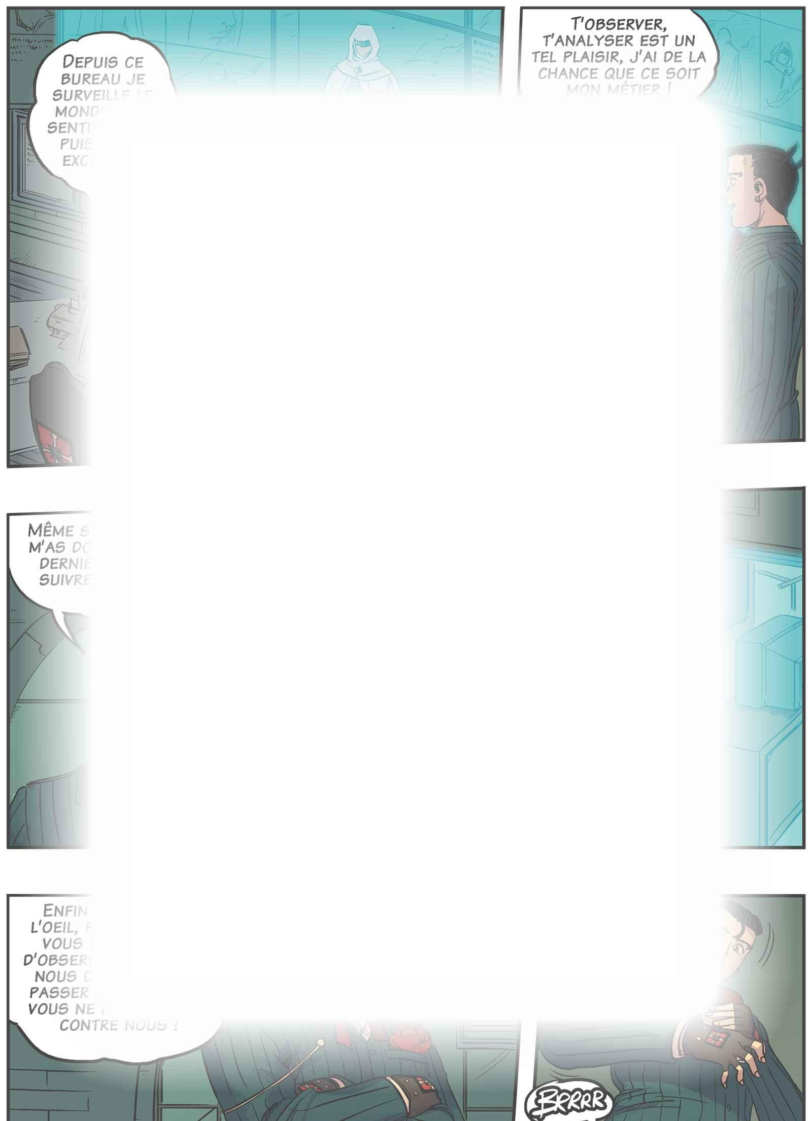 Amilova : Capítulo 7 página 7
