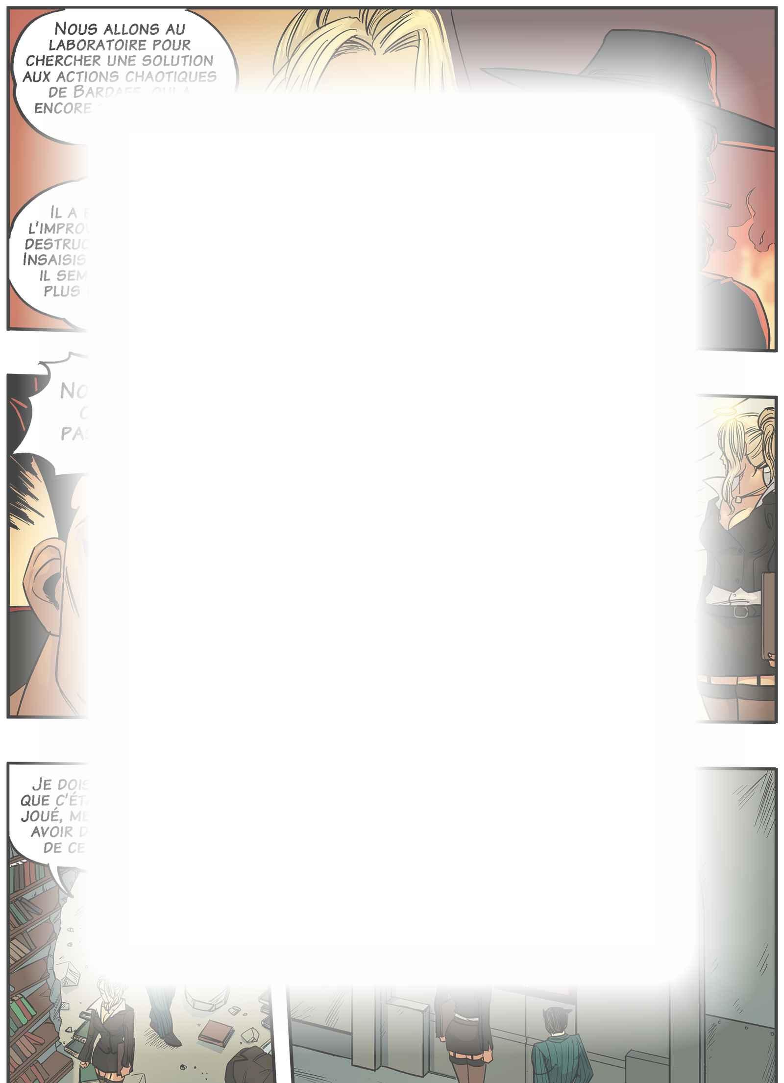 Amilova : Chapitre 7 page 18