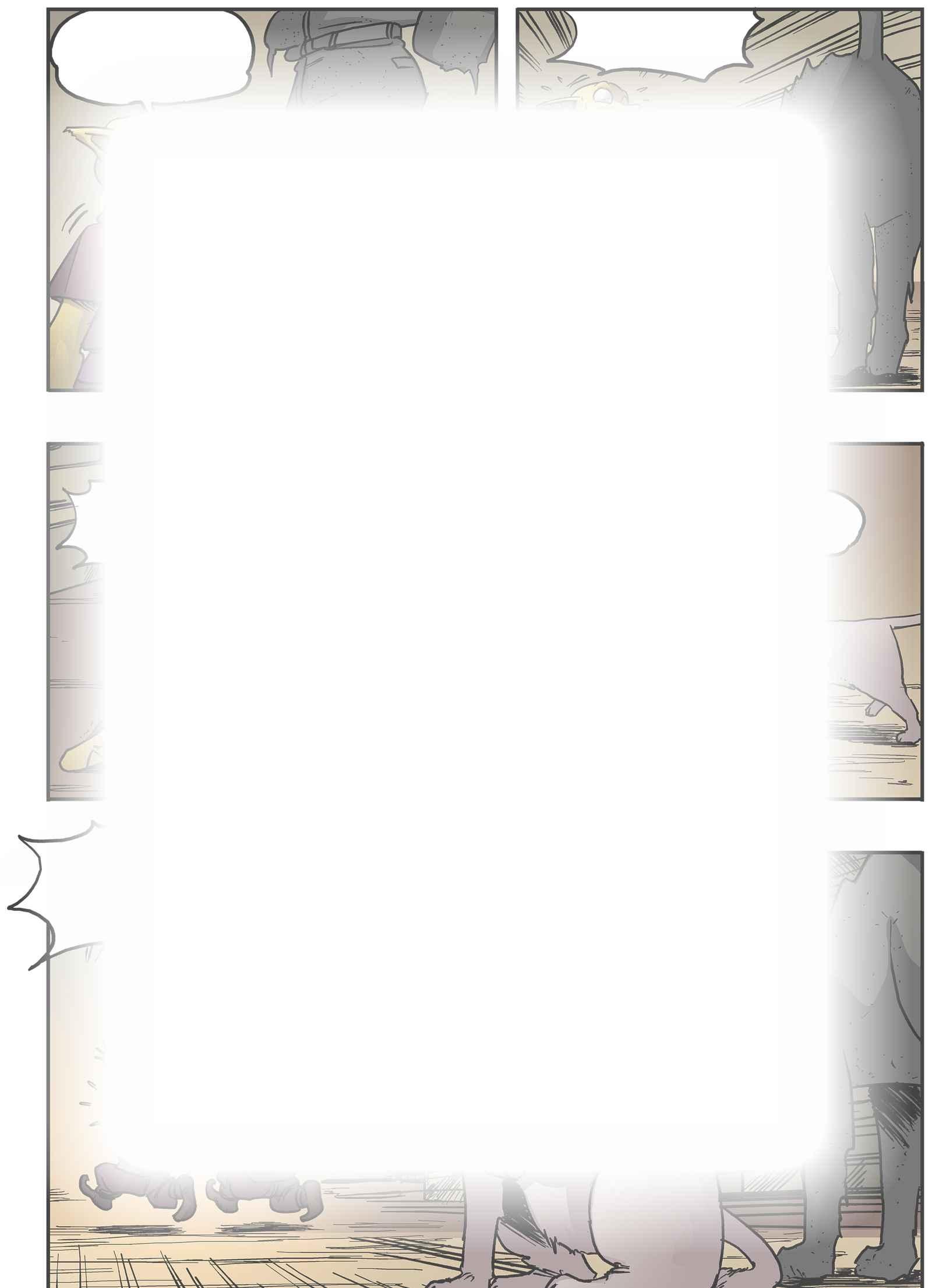 Hemisferios : Capítulo 9 página 3