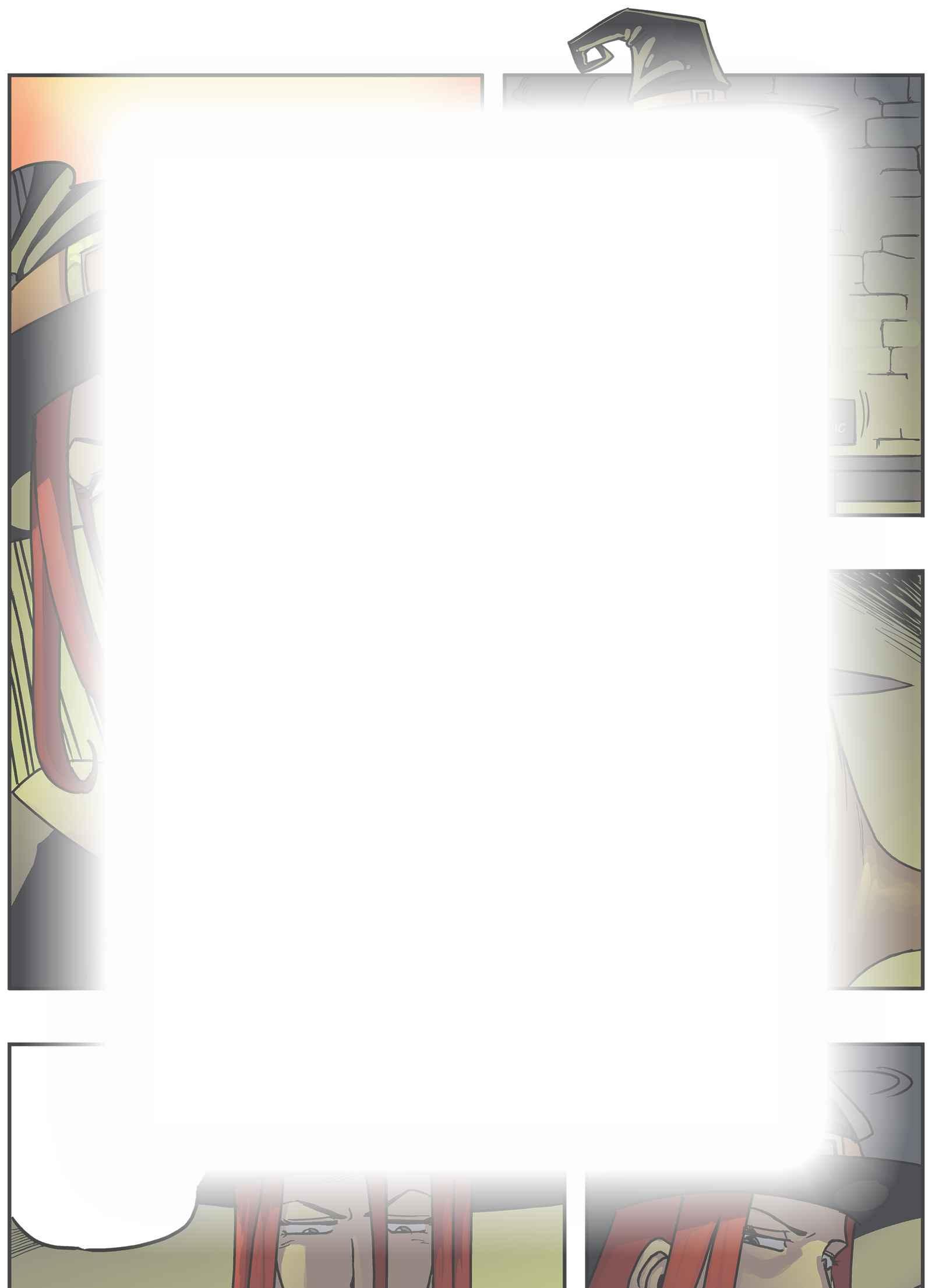 Hemisferios : チャプター 9 ページ 6