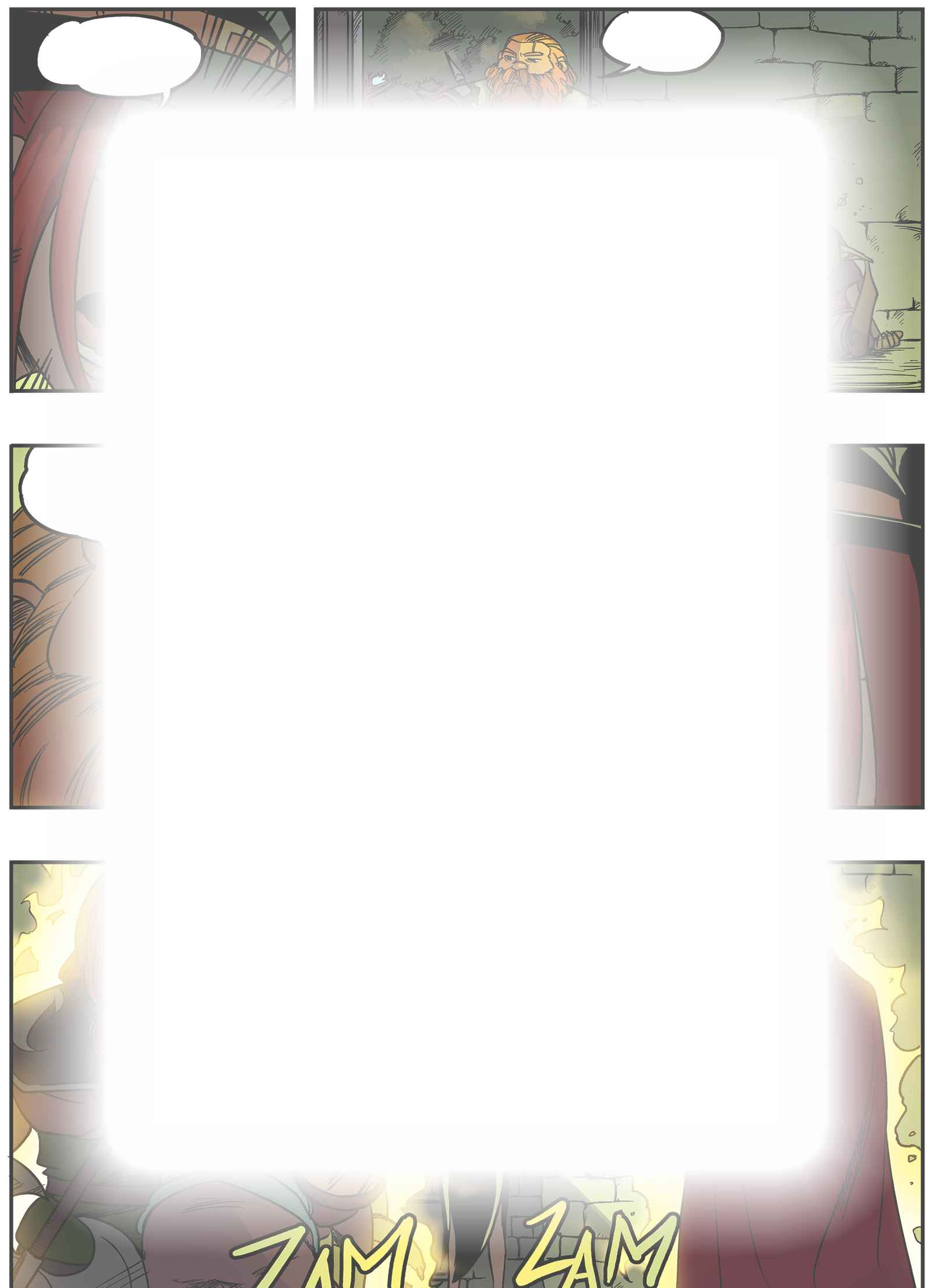 Hemisferios : チャプター 9 ページ 9