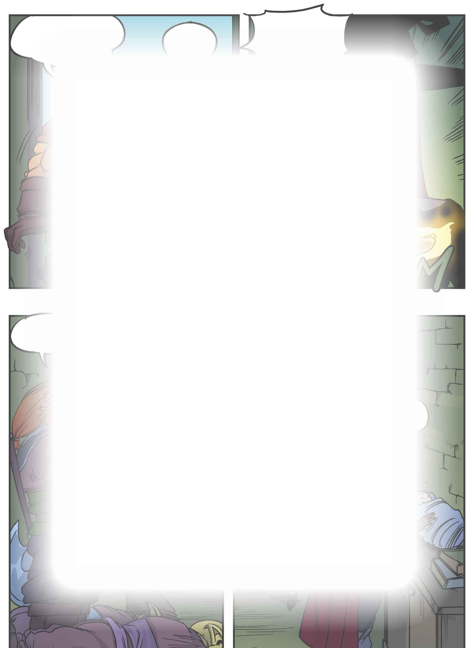 Hemisferios : チャプター 9 ページ 10