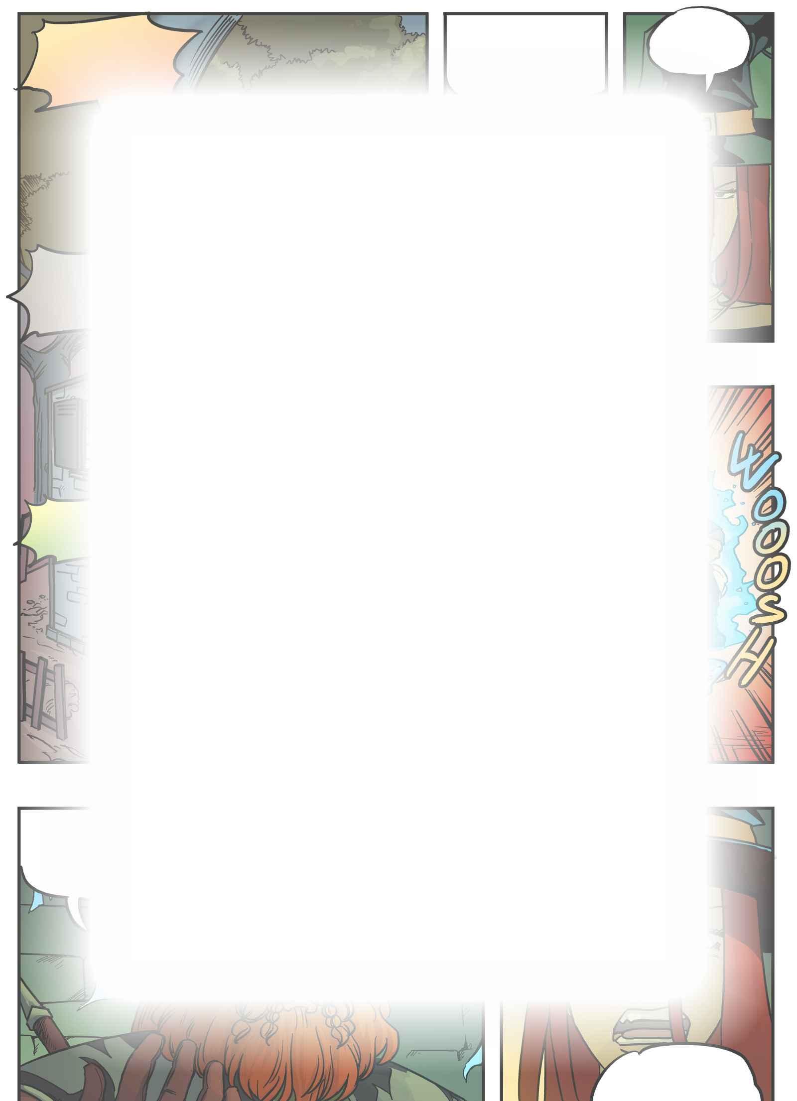 Hemisferios : Capítulo 9 página 11