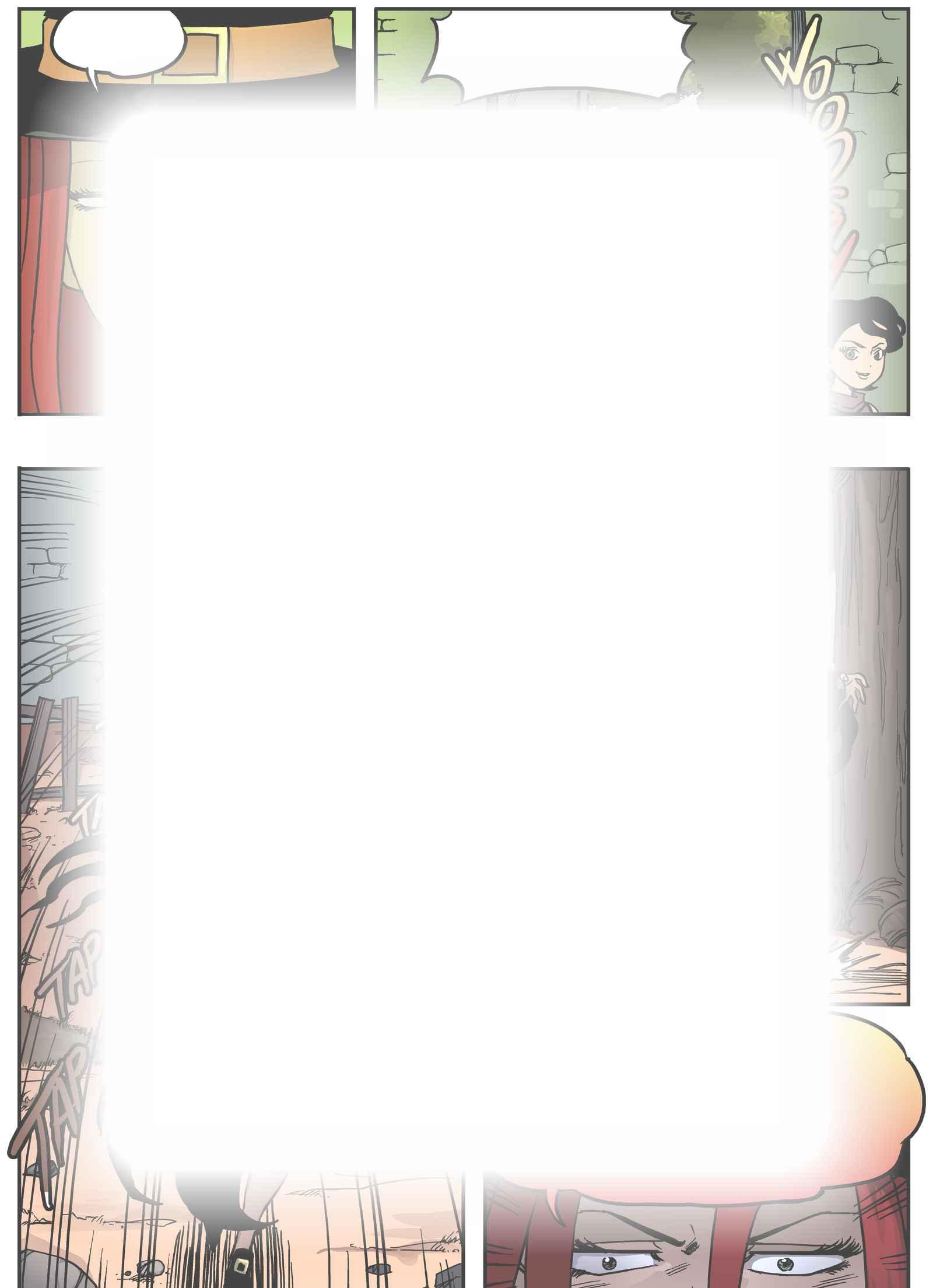 Hemisferios : チャプター 9 ページ 12