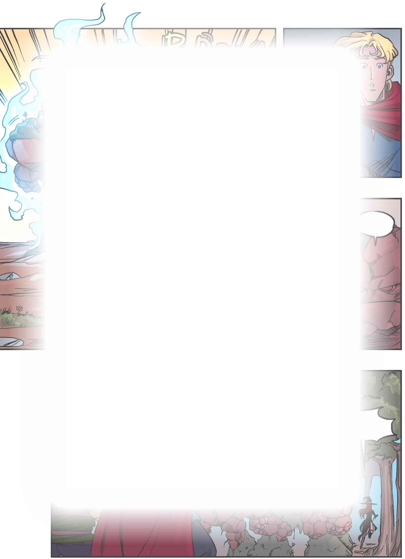 Hemisferios : Capítulo 9 página 13