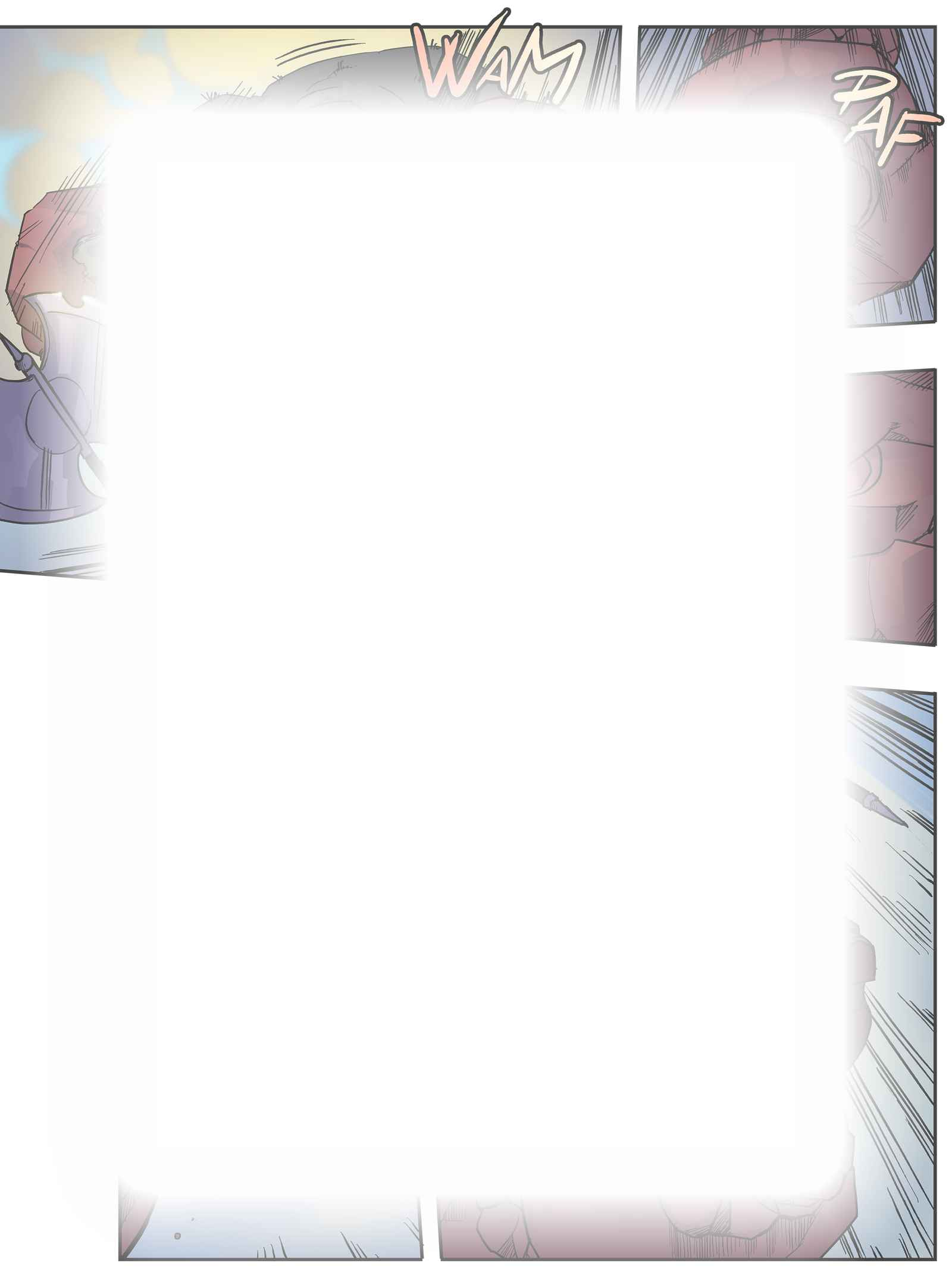 Hémisphères : チャプター 9 ページ 18