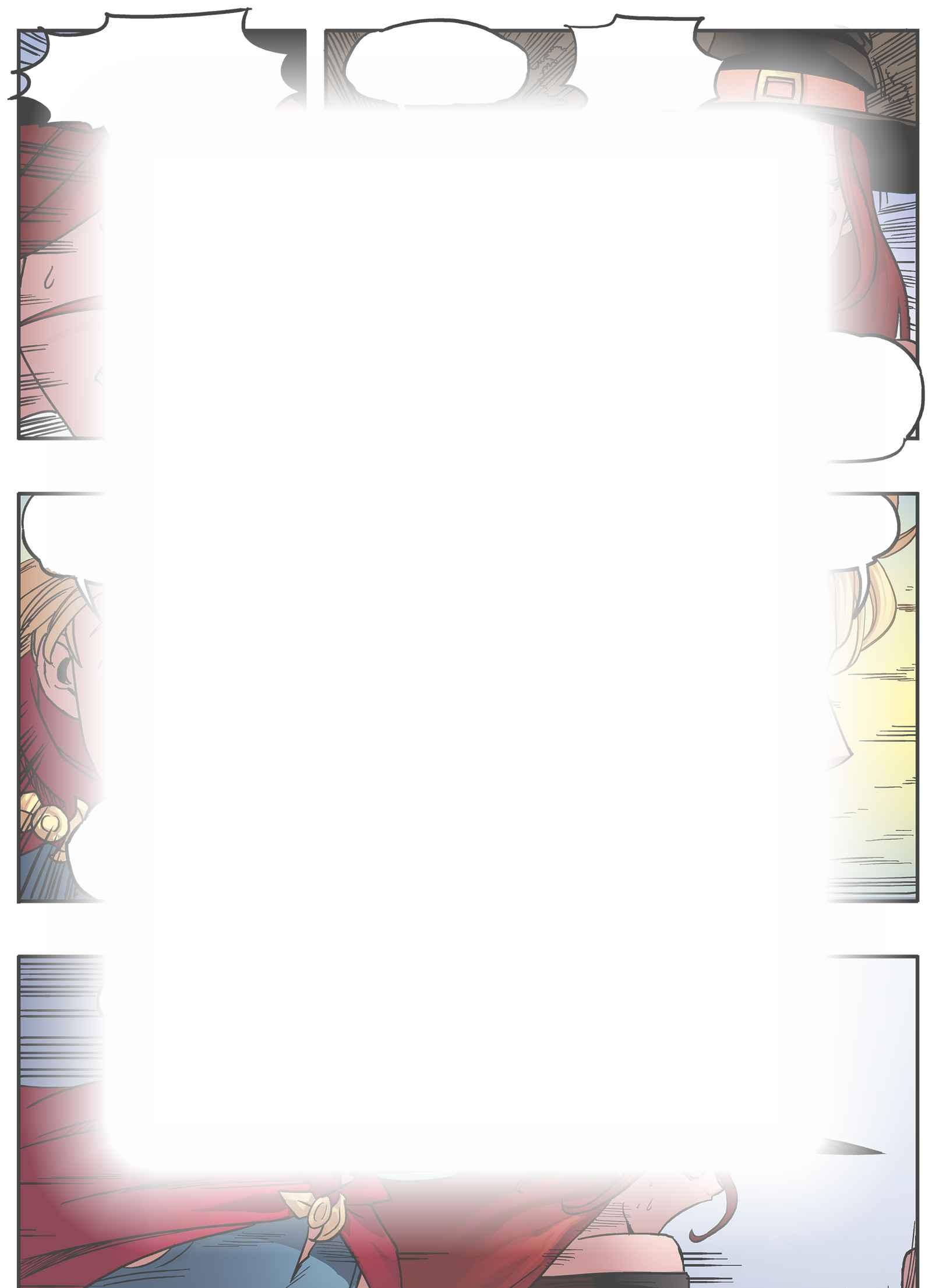 Hemisferios : チャプター 9 ページ 21