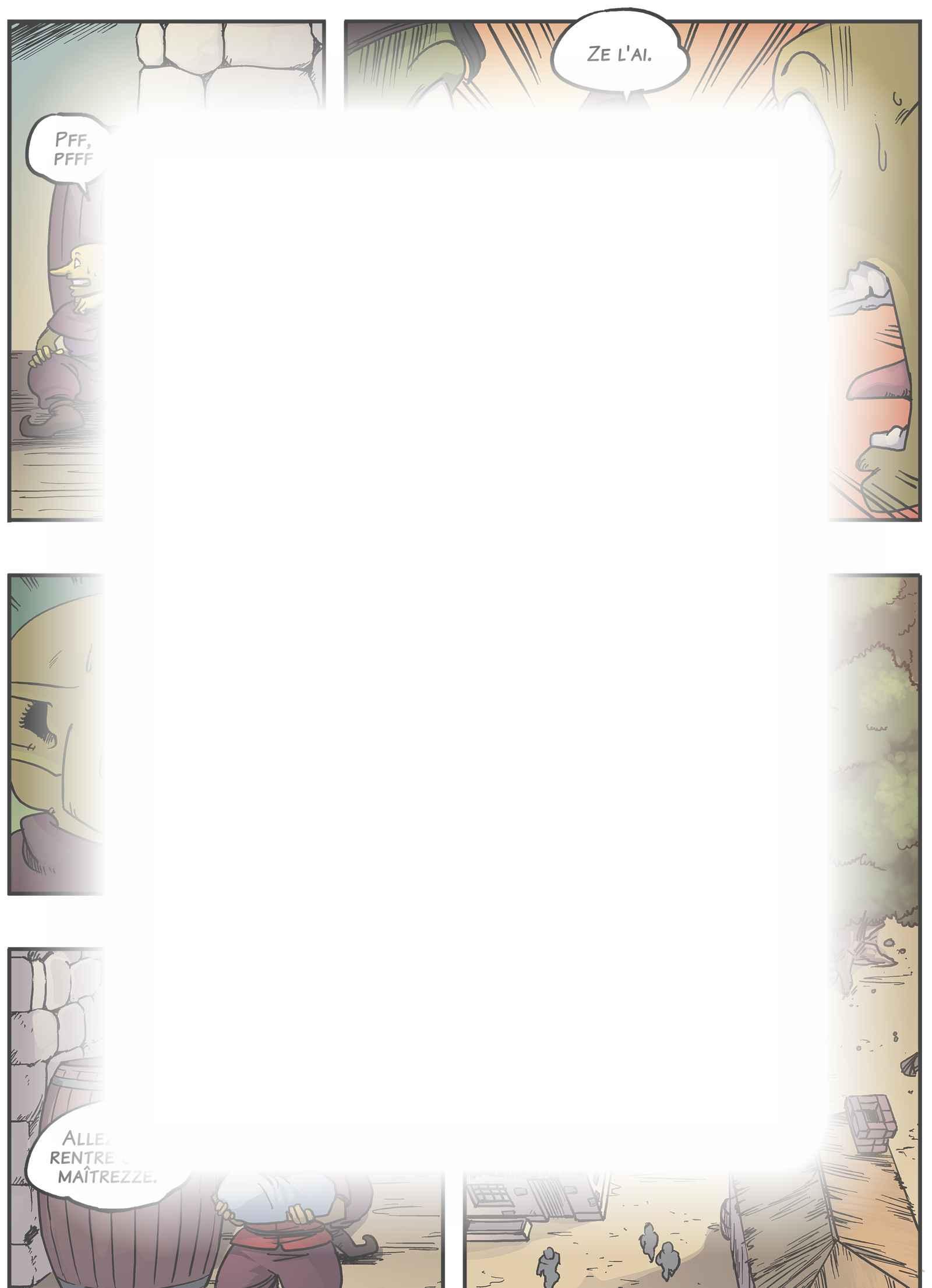 Hémisphères : Chapitre 9 page 4