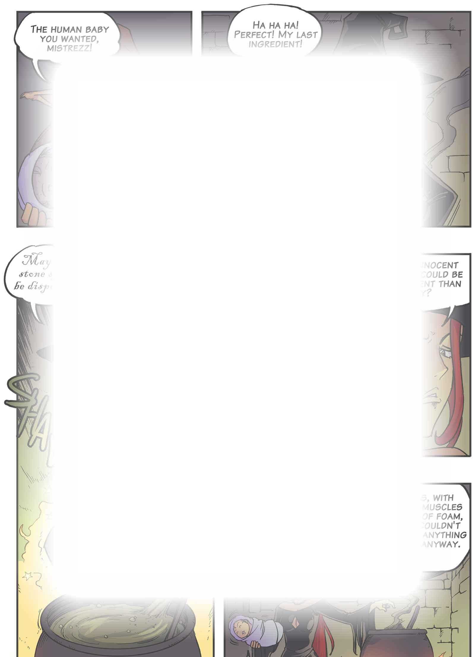 Hemispheres : Chapitre 9 page 7