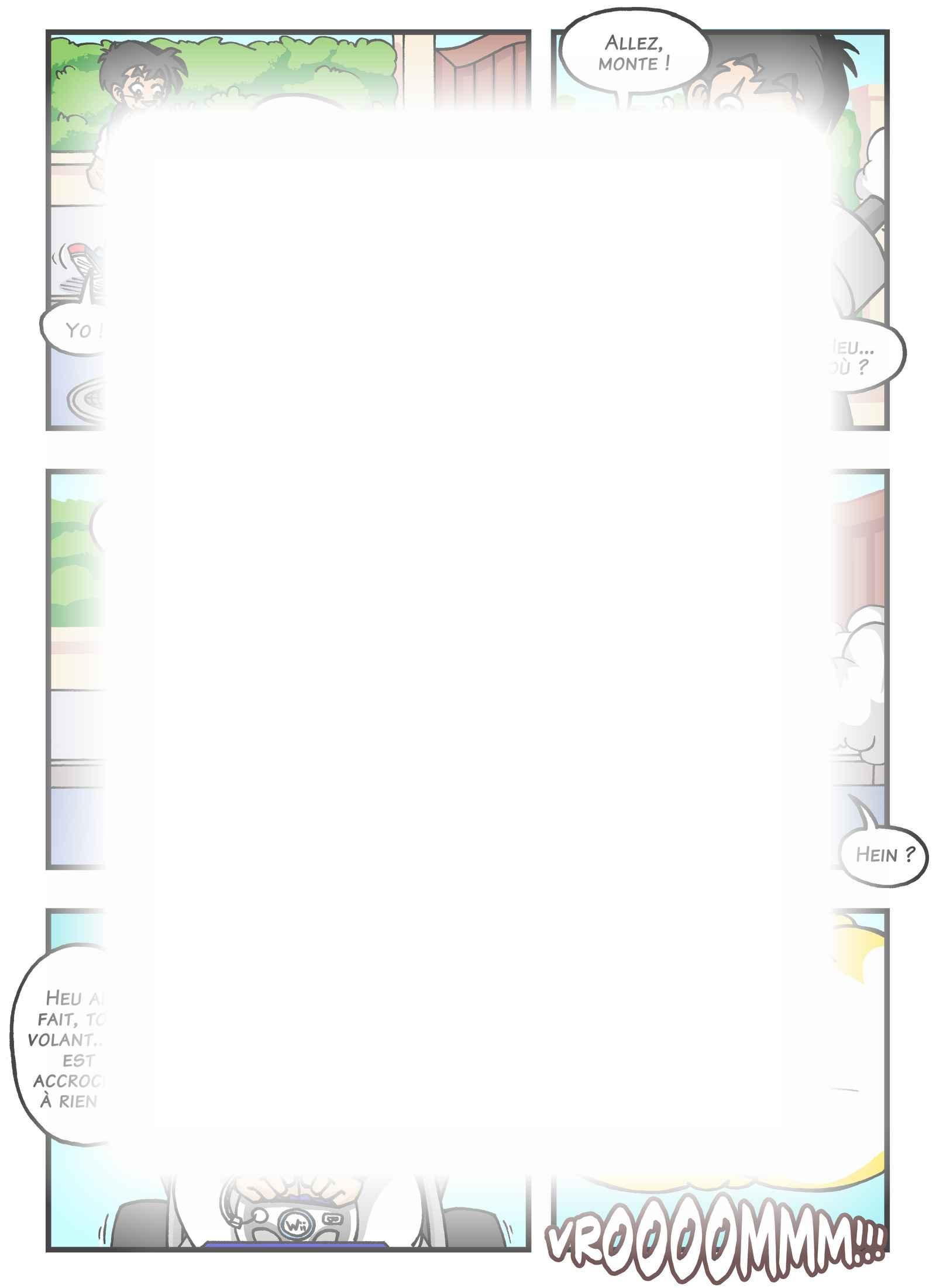 Super Dragon Bros Z : Chapitre 7 page 5