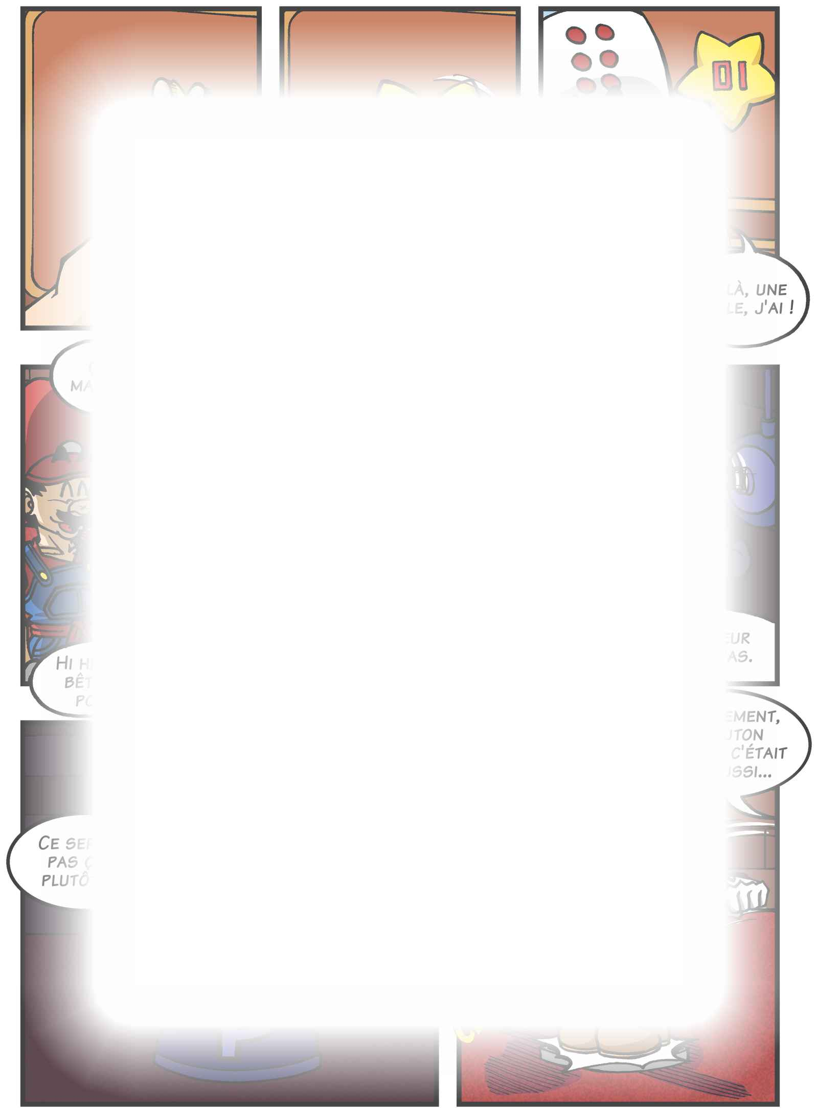 Super Dragon Bros Z : Chapitre 7 page 11