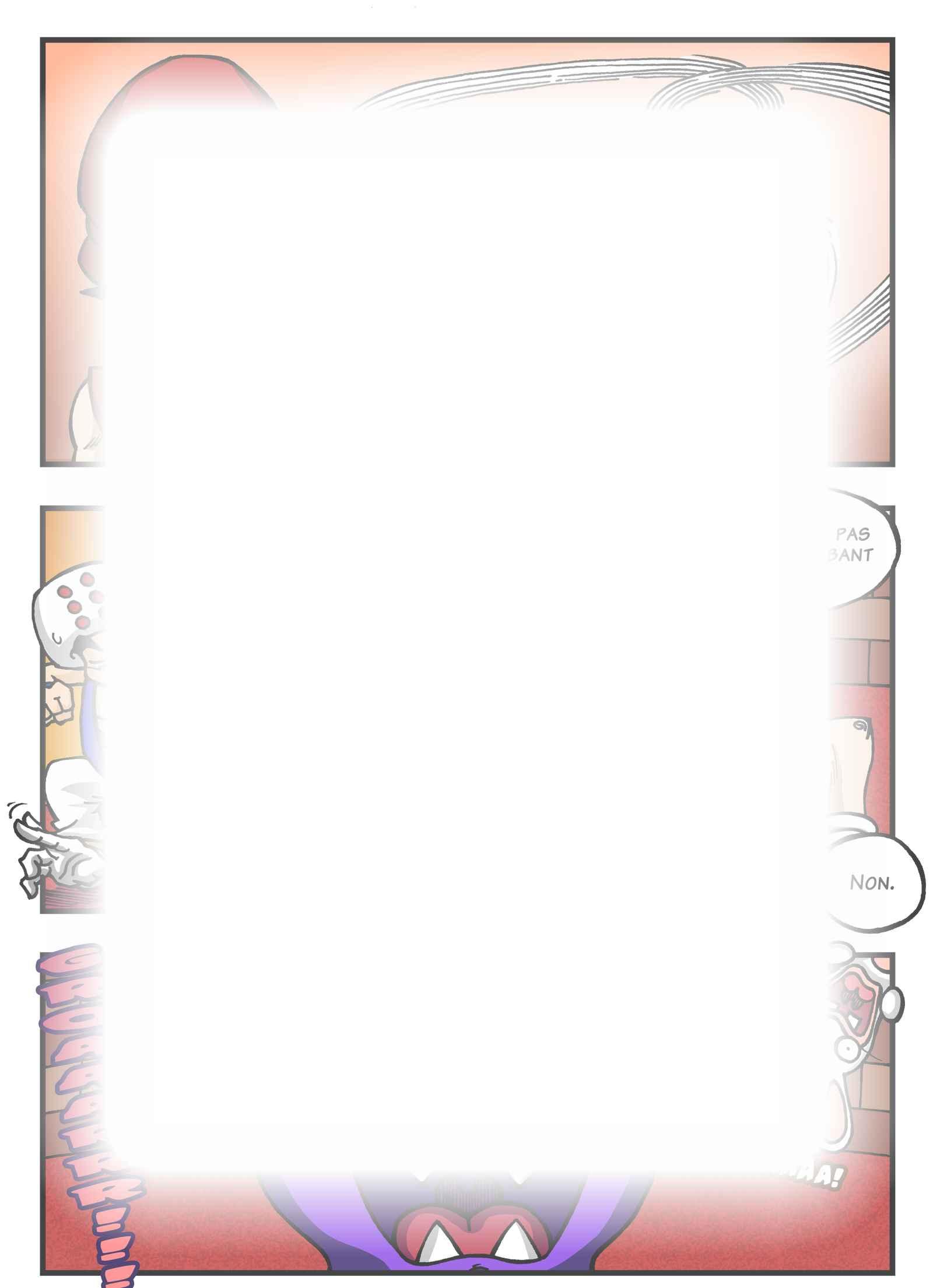 Super Dragon Bros Z : Chapitre 7 page 16