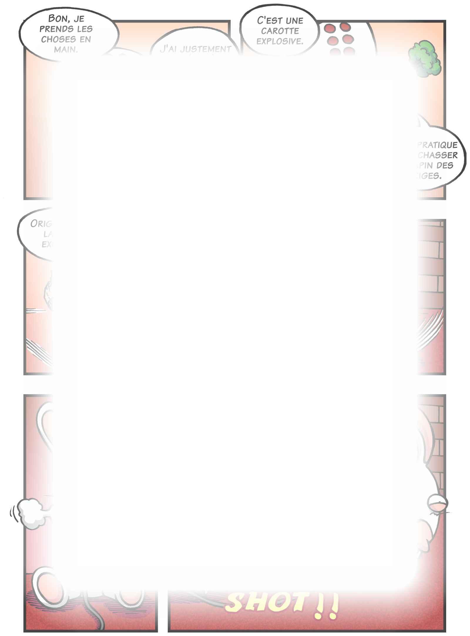 Super Dragon Bros Z : Chapitre 7 page 18
