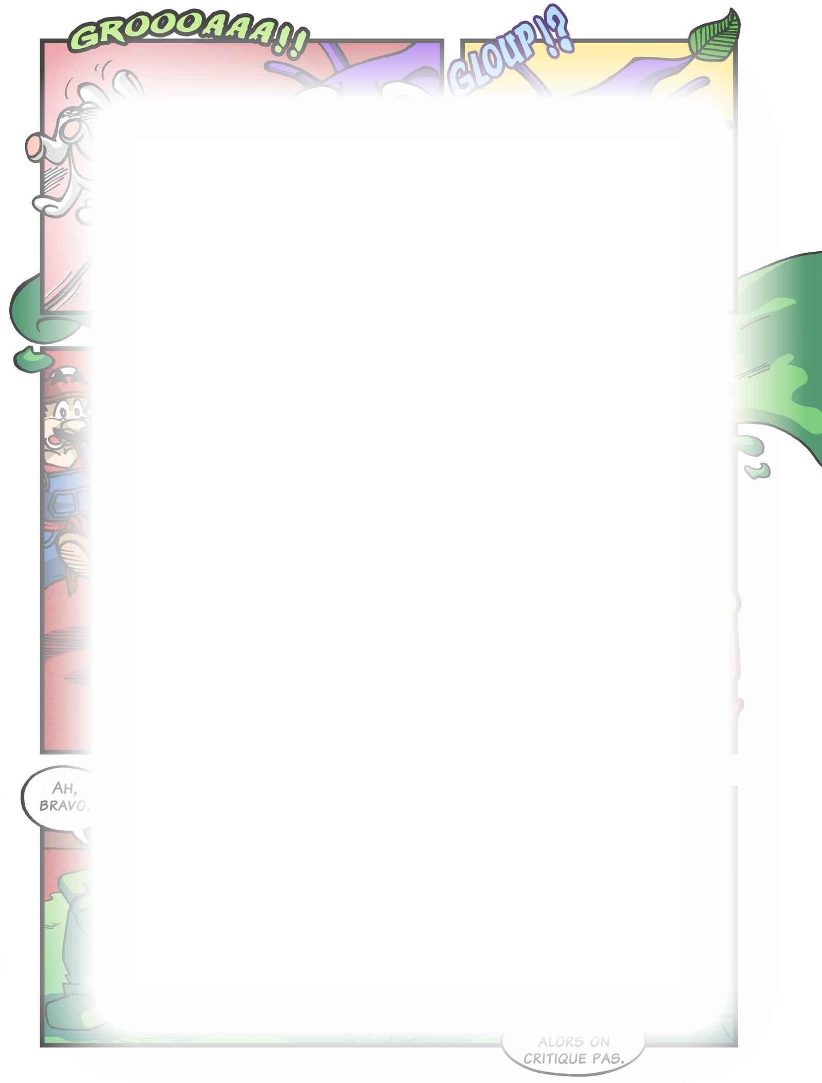 Super Dragon Bros Z : Chapitre 7 page 19