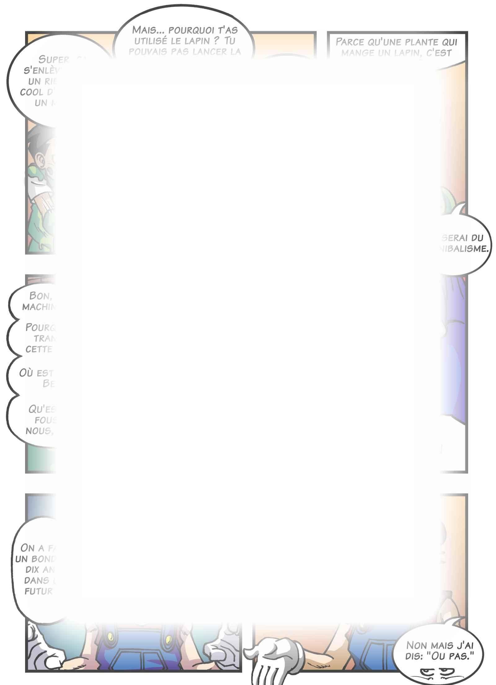 Super Dragon Bros Z : Chapitre 7 page 20