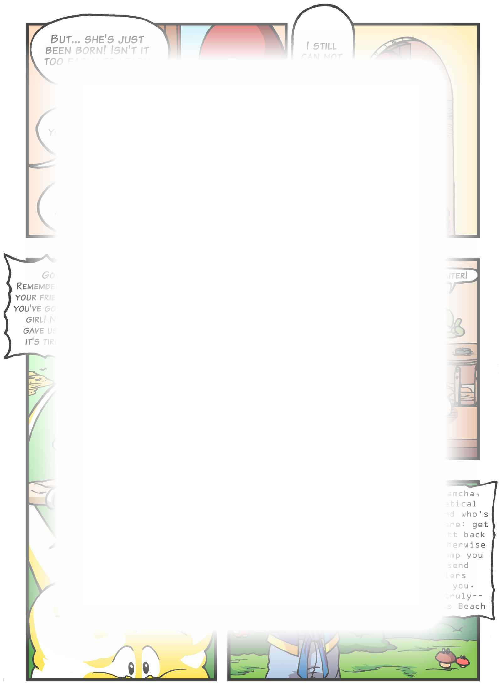 Super Dragon Bros Z : Chapitre 7 page 2