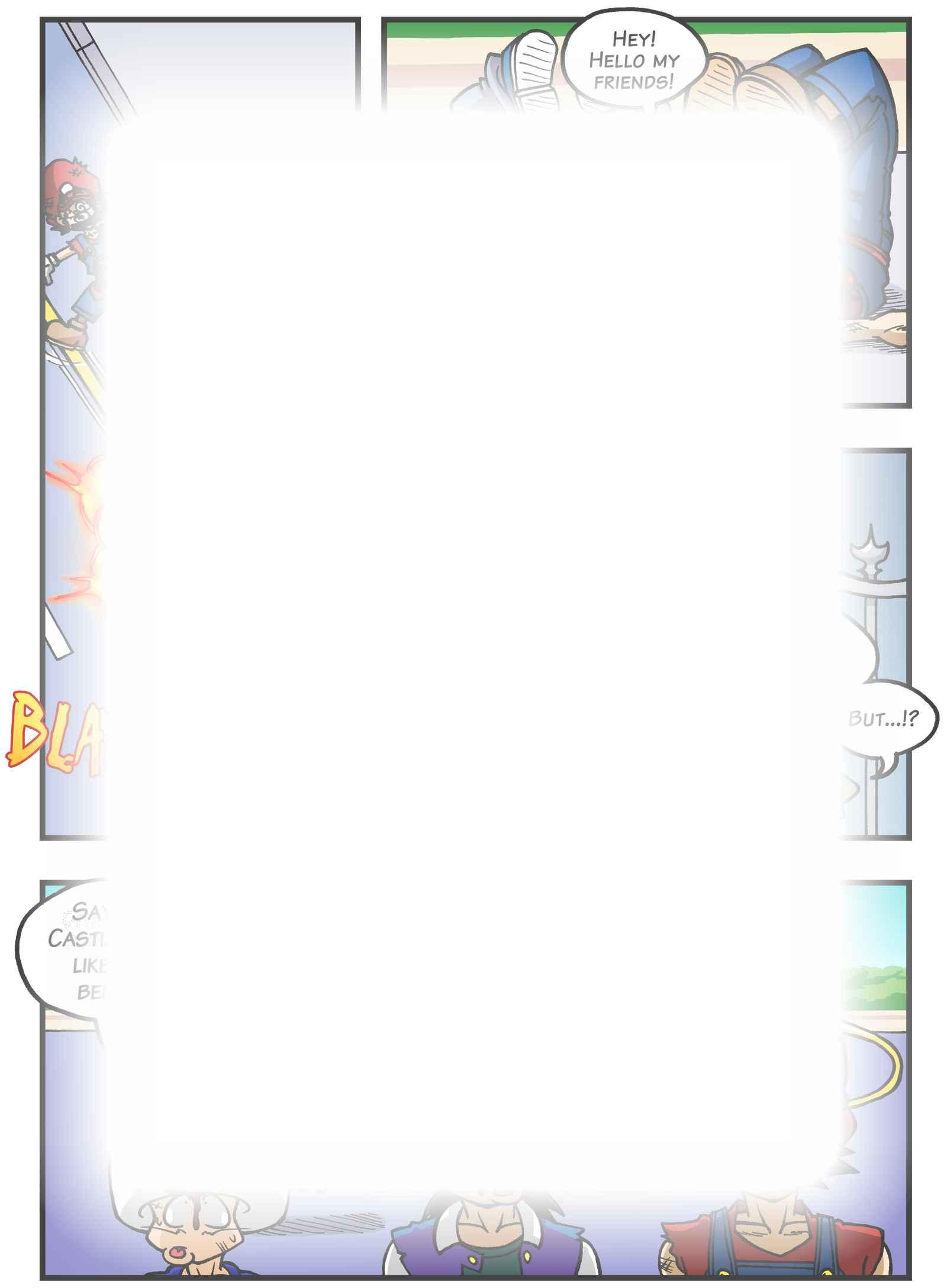 Super Dragon Bros Z : Chapitre 7 page 6
