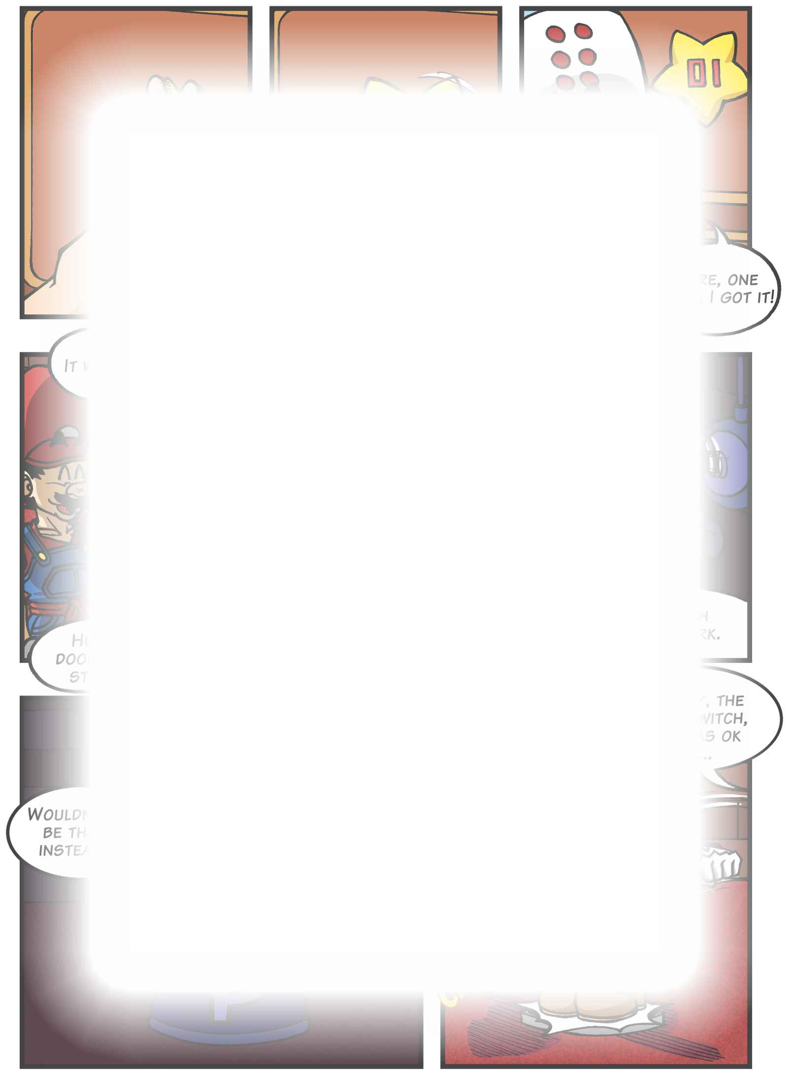 Super Dragon Bros Z : チャプター 7 ページ 11