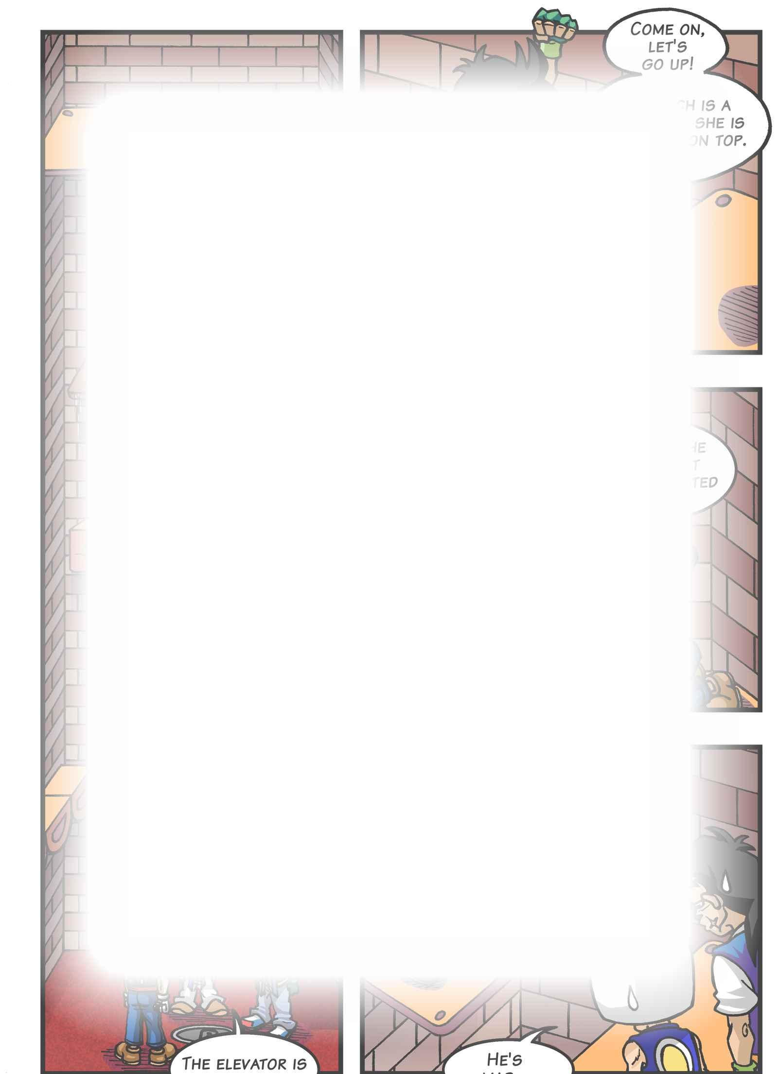 Super Dragon Bros Z : Chapitre 7 page 12